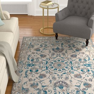scatter rugs innisbrook traditional vintage distressed scatter blue indoor/outdoor area  rug CBWZUCP