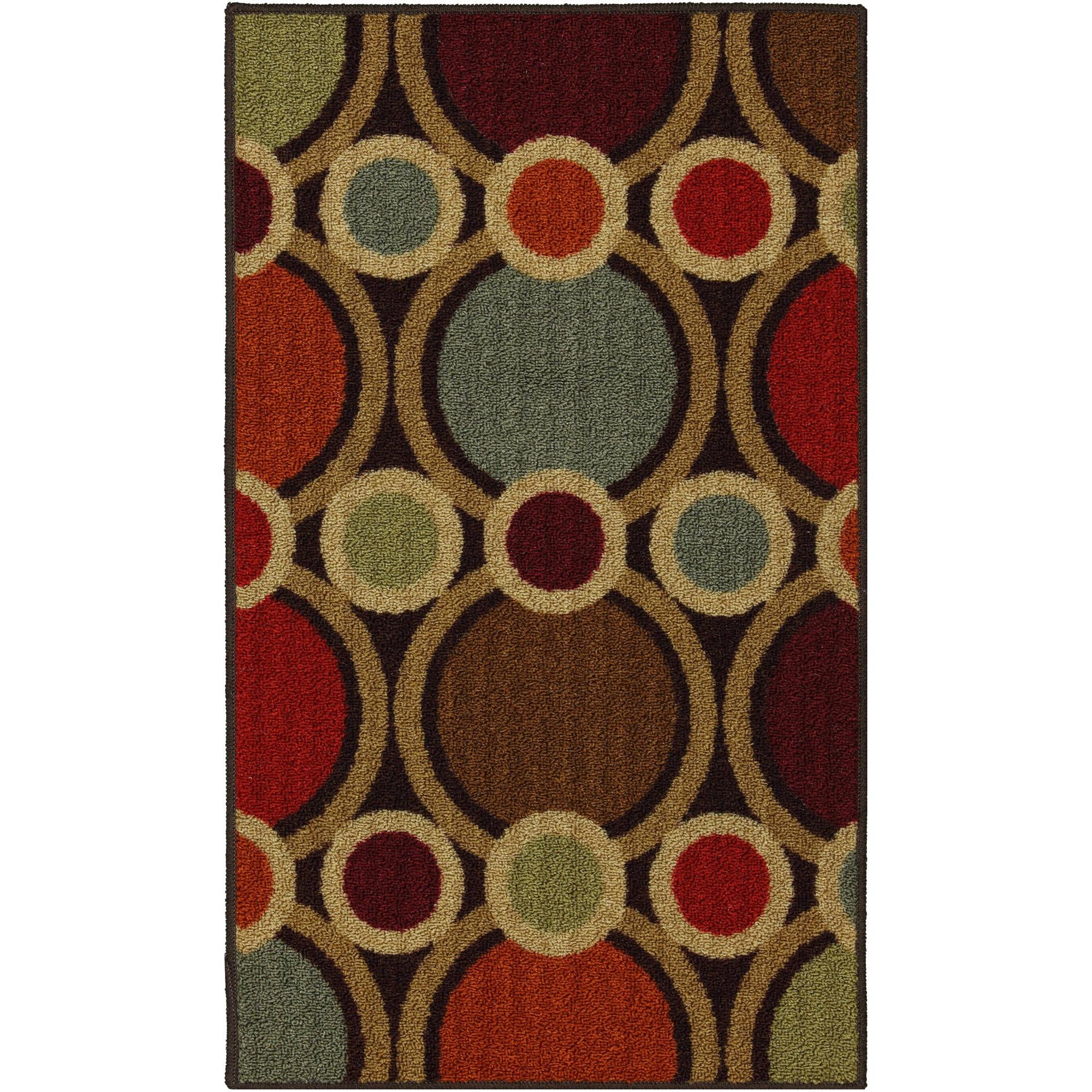 scatter rugs mainstay bangles nylon scatter rug USSDEJV