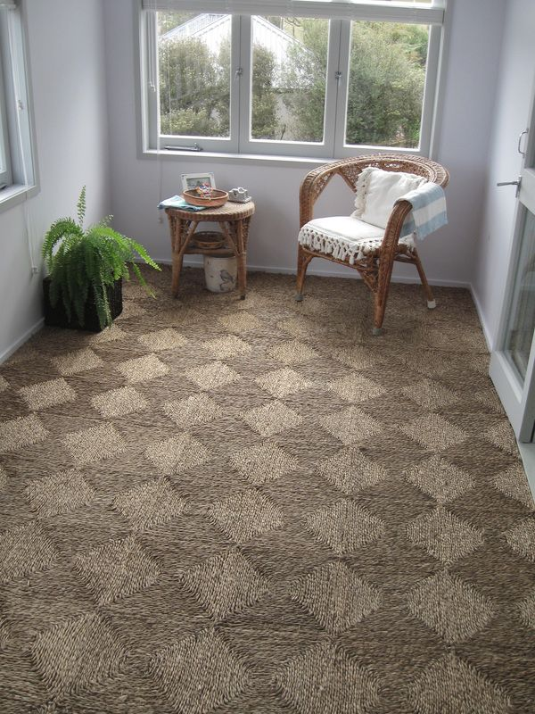 seagrass squares, seagrass matting, seagrass rugs, natural seagrass, mats  for the bach, FOQKWSX