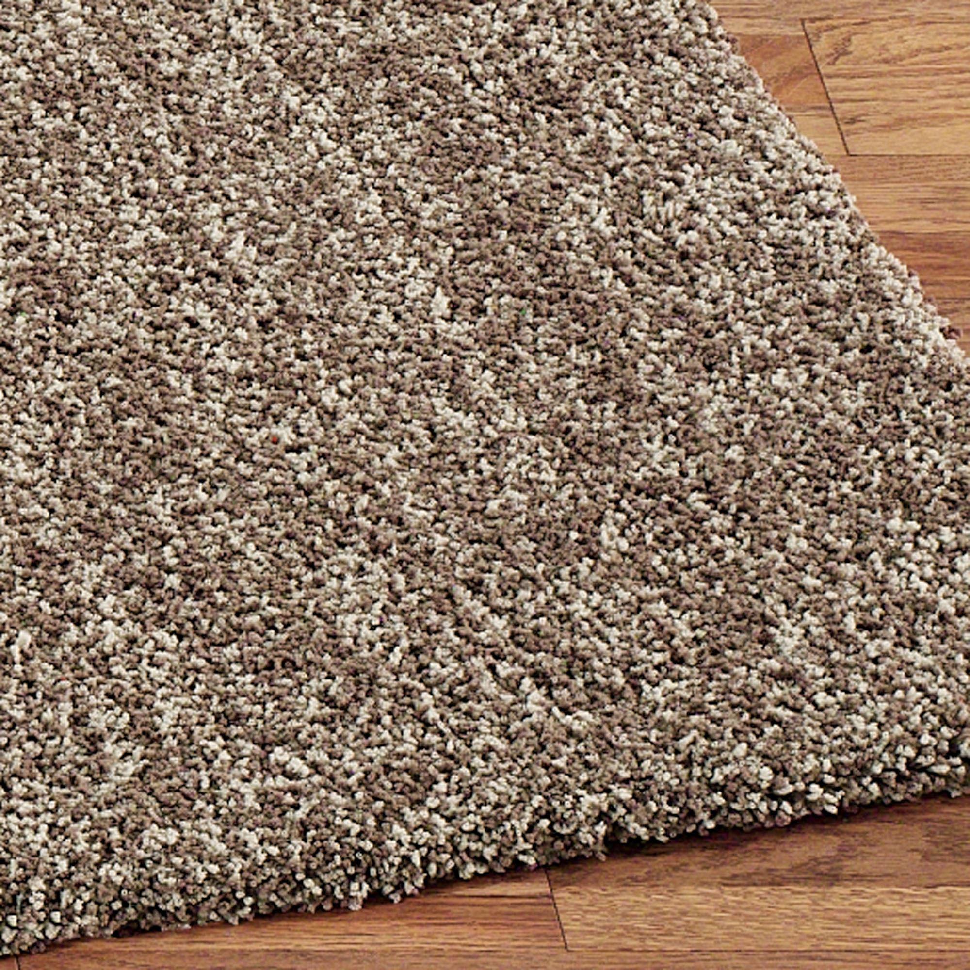 shag area rug frosted luxury soft plush shag area rugs QOWGHWQ