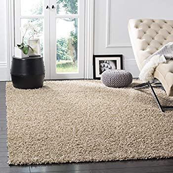 shag area rug safavieh athens shag collection sga119g beige area rug (3u0027 x ... JEOEBUY