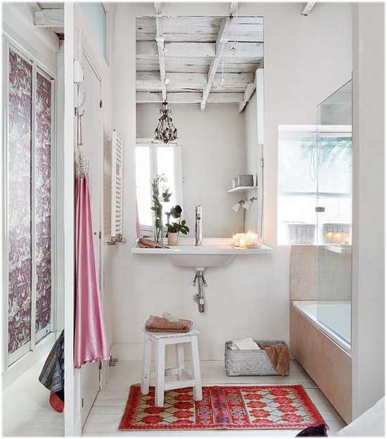 small rug in bathrooms while we are often tied to standard-sized rugs, kilims come in a wide TQCEGDS