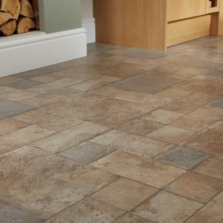 Solid stone floors howdens professional continuous tiles are designed to give the appearance  of a WLWDZZU