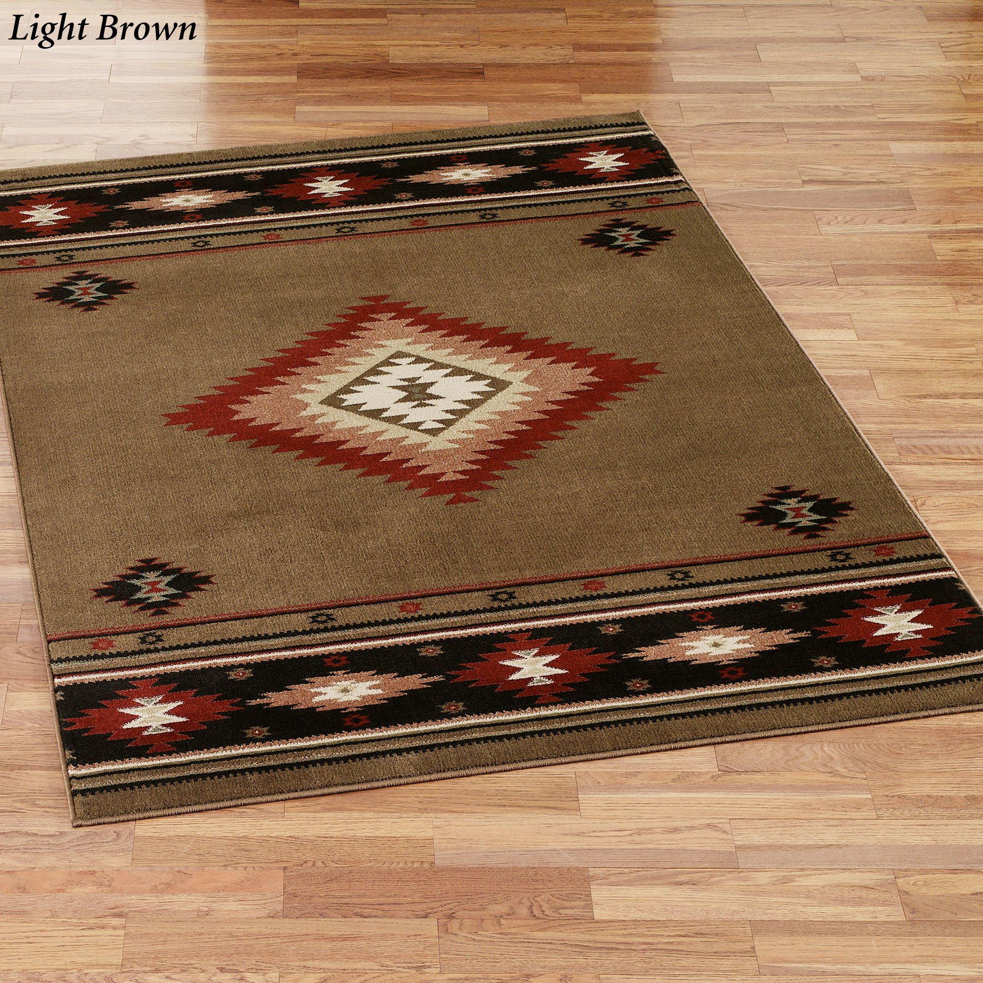 southwestern rugs tucson rectangle rug QBUKUWY