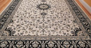 traditional rugs amazon.com: large 8x11 ivory persian traditional style rug oriental rugs  cream living PHEQDOG
