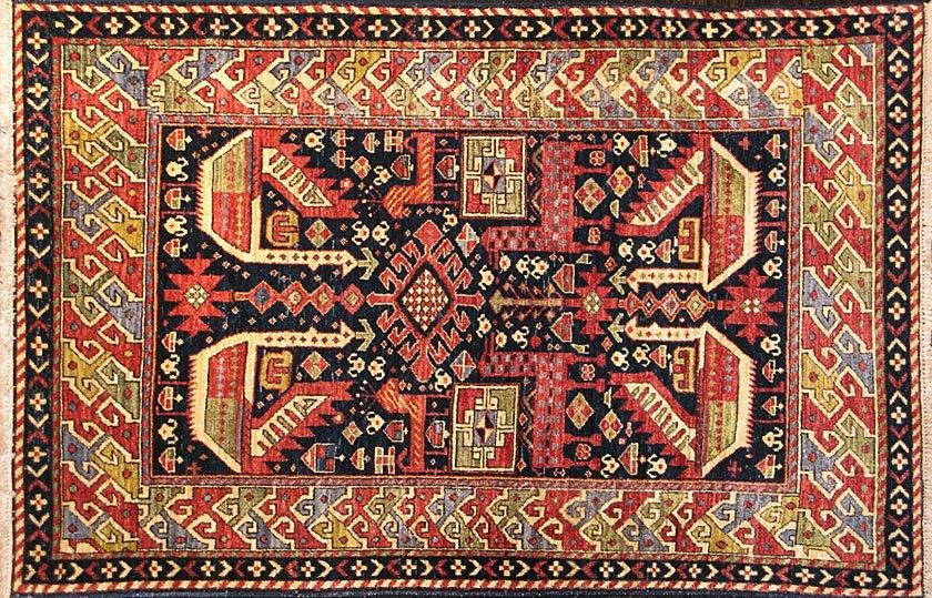 Tribal rugs akstafa FZPGJJE