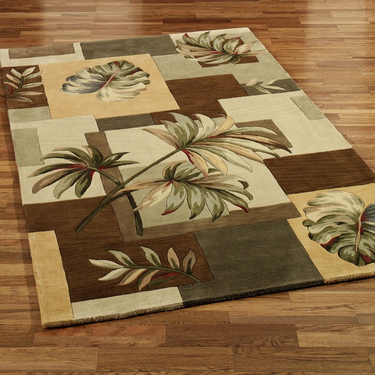 Tropical rugs tropical area rugs image FAHNRZO