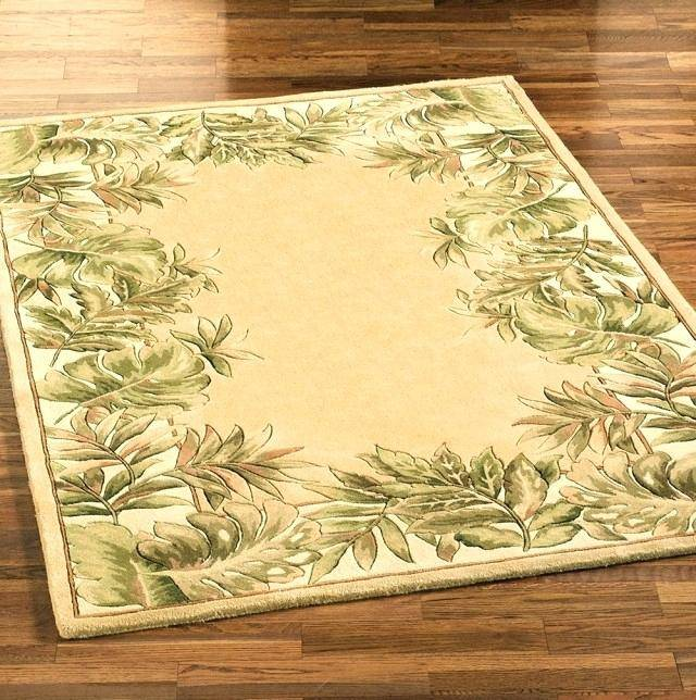 Tropical rugs tropical area rugs print with regard to ideas 17 for design 7 ASGPAPM