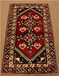 Turkish carpets r8586 hand woven turkish anatolian rug ZJHDYOF