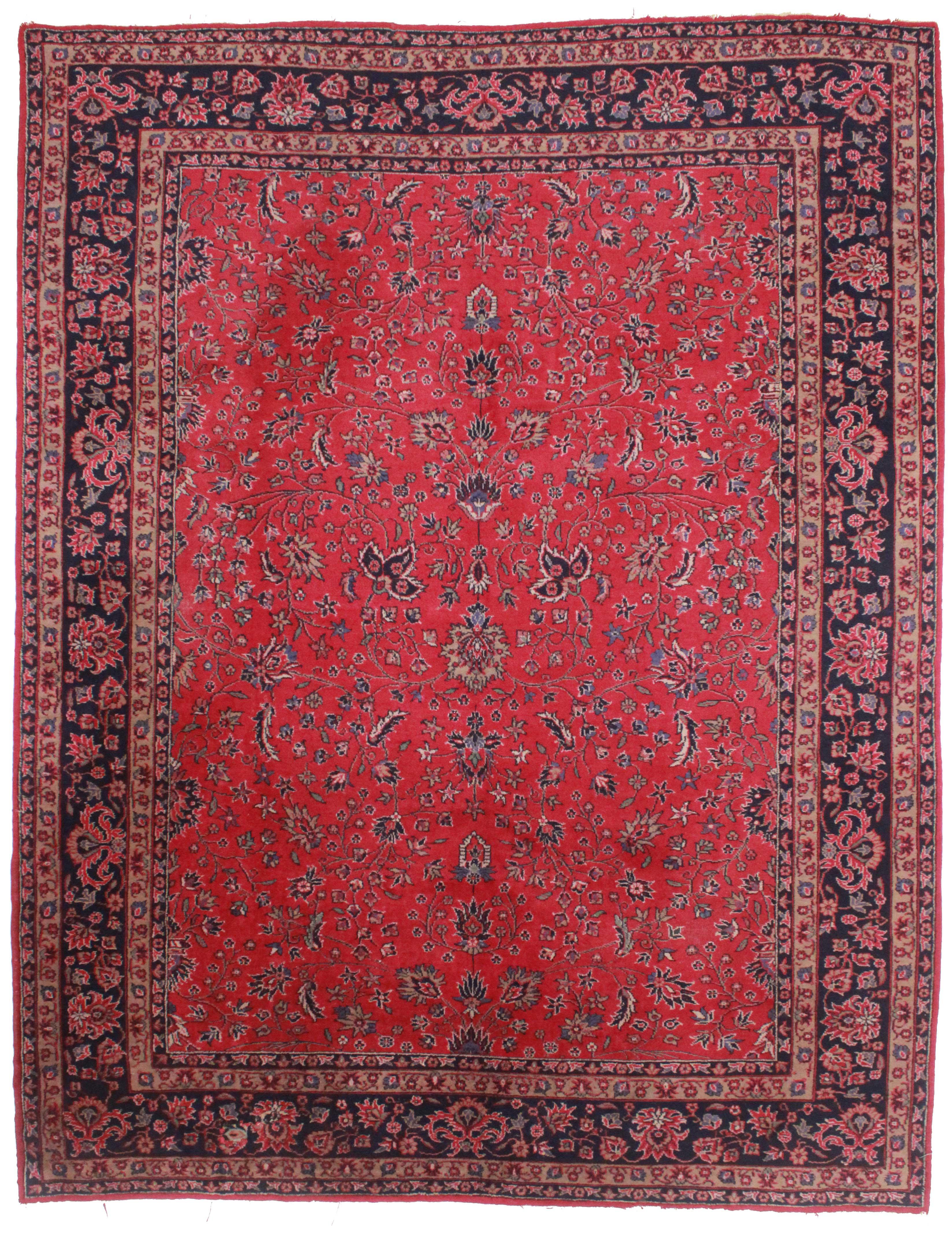 turkish rug 9 x 12 antique turkish sparta rug 3251 QRGDELR