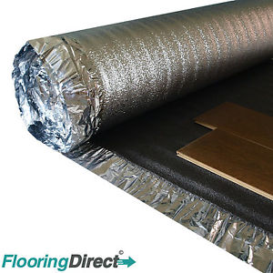 underlay for laminate flooring image is loading 5mm-sonic-platinum-underlay-wood-laminate-flooring -acoustic- UQGJOUI