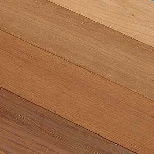 unfinished raw burma teak flooring ... BWSMNJM