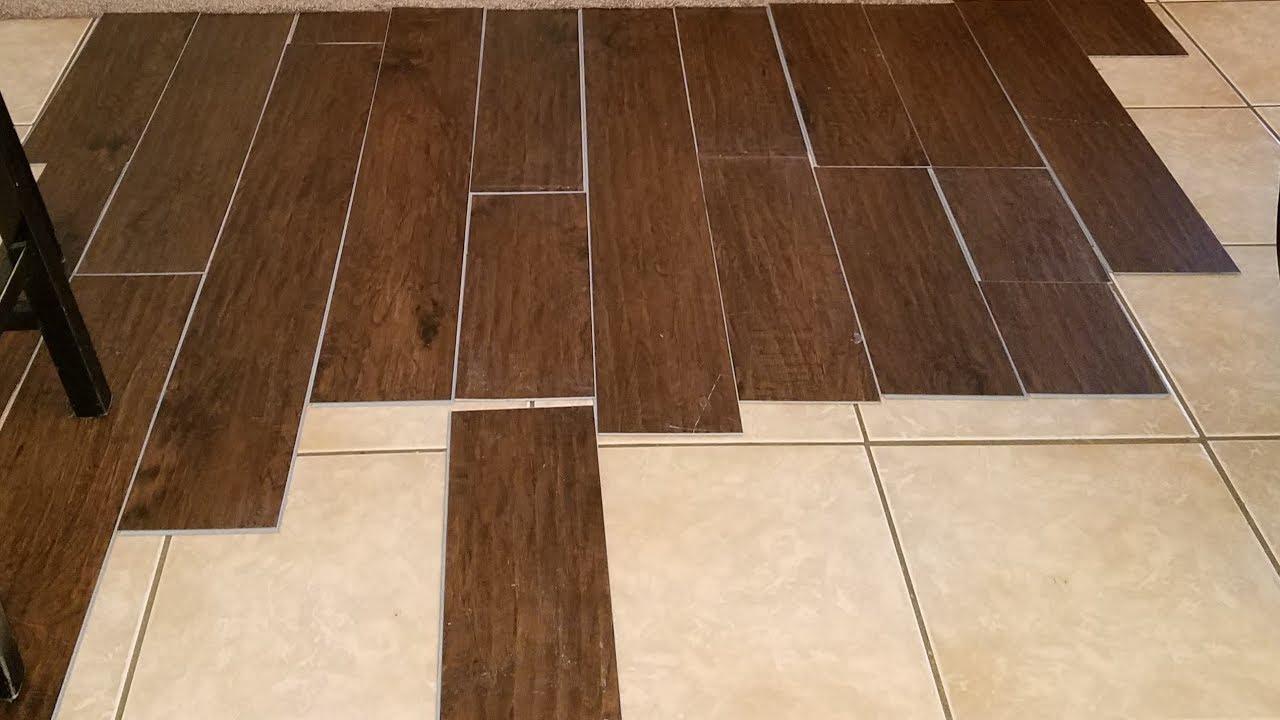 vinyl laminate flooring vinyl plank flooring over tile / should i do this? HIAUKVH