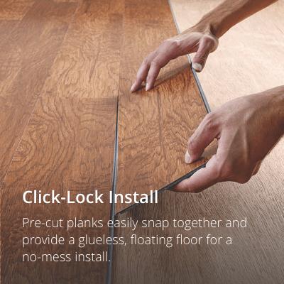 vinyl wood floor click lock RGSXUVD