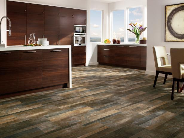 Is vinyl wood floor a better option?