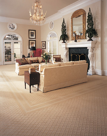 wall carpeting carpeting room settings gallery: inset carpet, a room showing wall-to-wall XVYFZOI