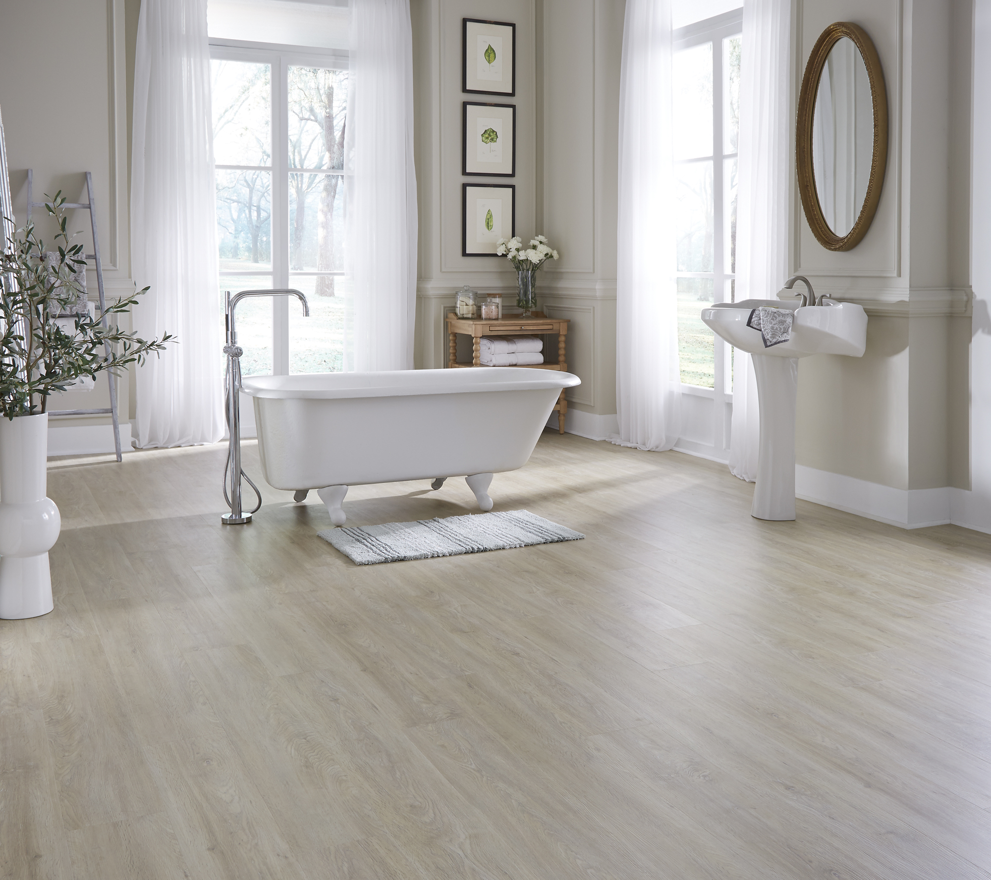 Waterproof laminate flooring evp - the ultimate waterproof flooring! XLGDIHW