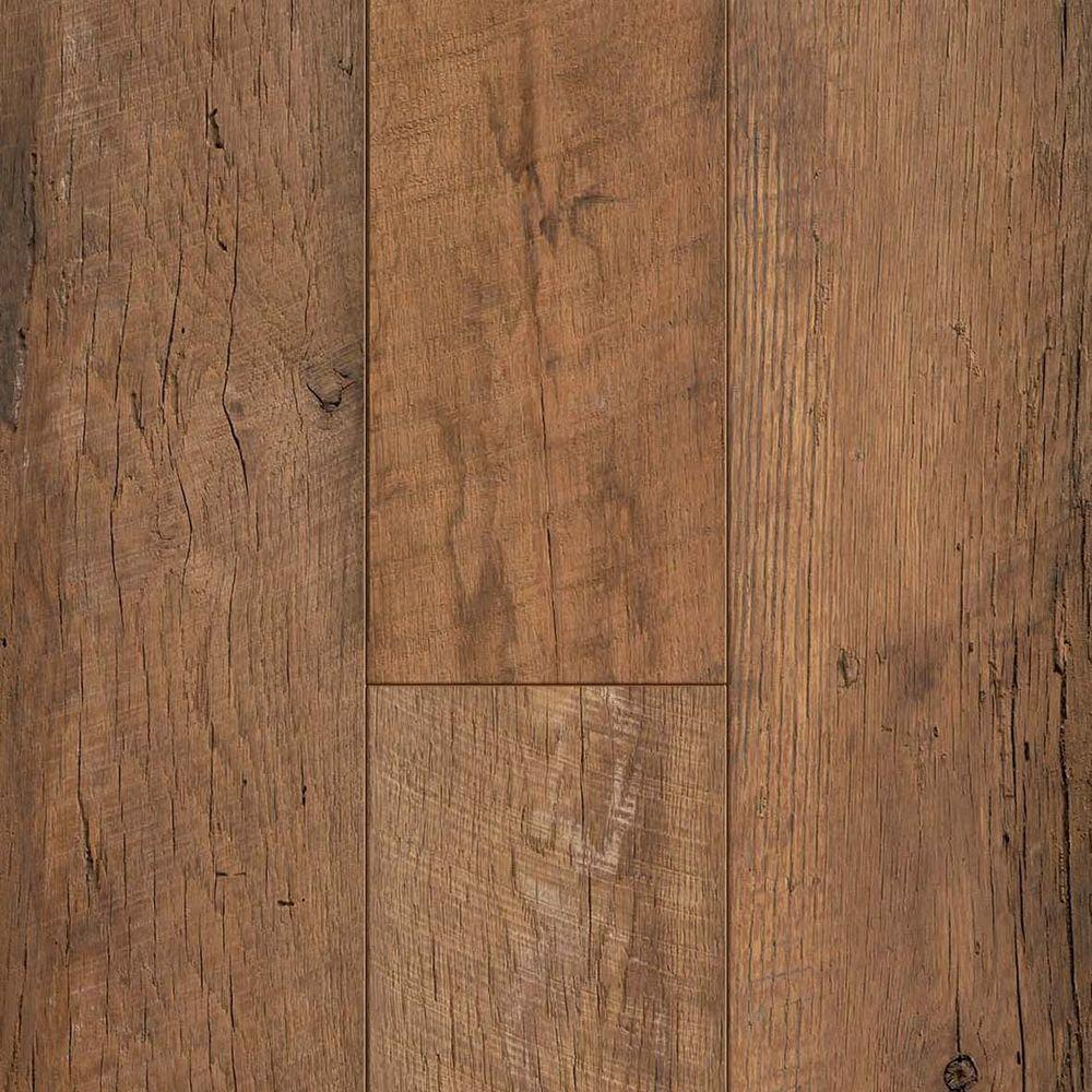 Waterproof laminate flooring neo squamish oak 4.5 mm thick x 6.81 in. wide x 50.79 in. TMXCBNV