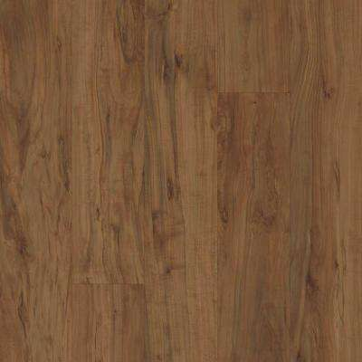 Waterproof laminate flooring outlast+ applewood 10 mm thick x 5-1/4 in. wide x 47 SDZWJTI