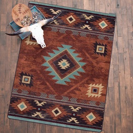 western rugs whiskey river rust rug collection FXEFRVC