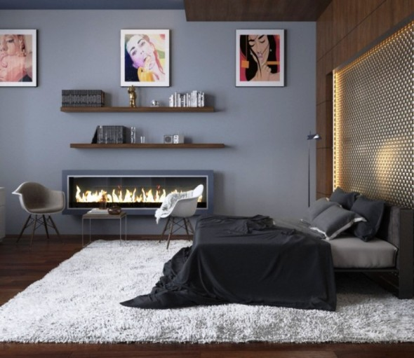 white area rug bedroom elegant modern bedroom in grey with thick white area rug UGRUECU