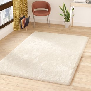 white area rugs surry hand-woven white area rug GEKMFWZ