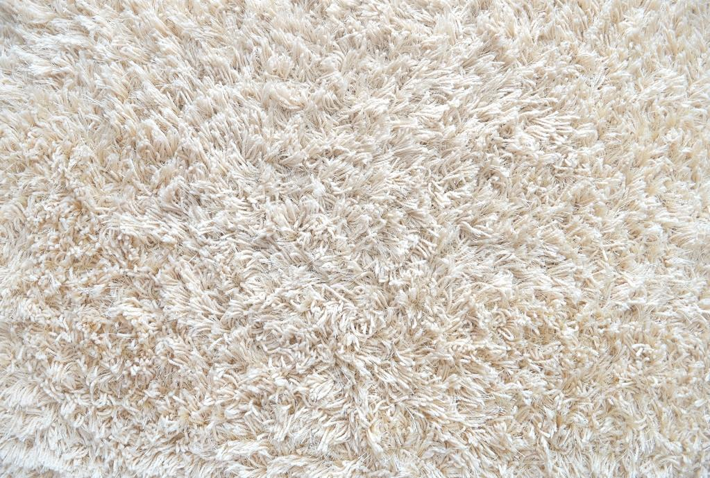 white carpet. fluffy textile texture. clean background. high resolution  color image. - SWSHLLY