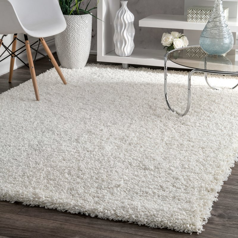 Why choose white carpets?