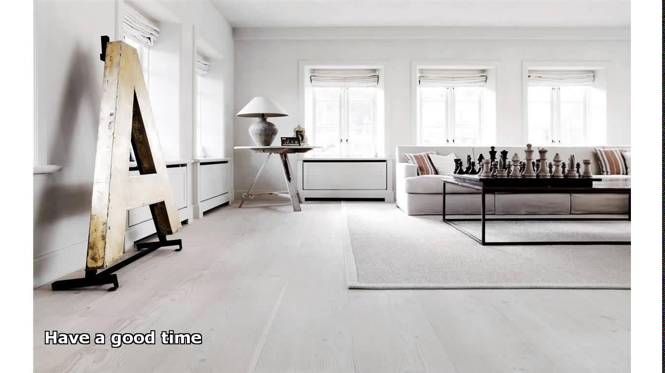 white wood flooring white wood floors - youtube IDAUQHV