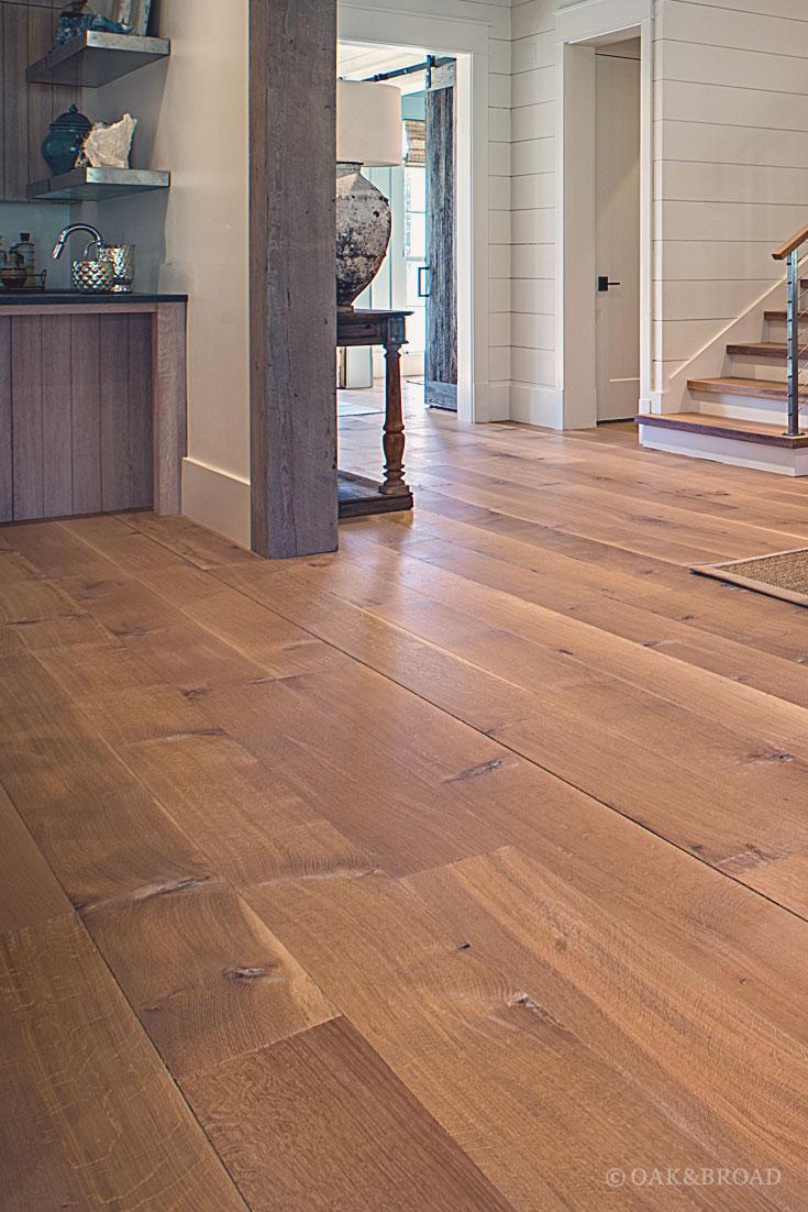 wide plank hardwood flooring nashville tennessee wide plank white oak flooring wide plank hardwood  flooring RHSZVIE