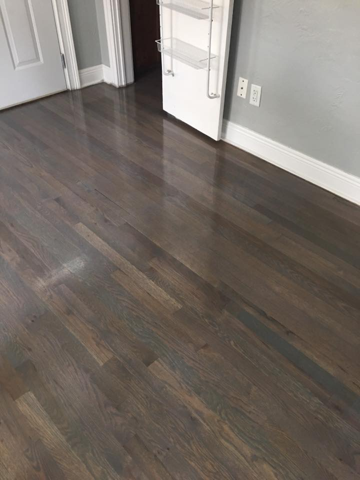 wood floors classi gray wood stain with glossy finish DRHYWXU