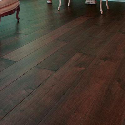 wood floors dark brown VUKWLVU