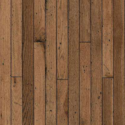 wood plank flooring vintage farm hickory antique timbers 3/4 in. x 2-1/4 BEAUOHN