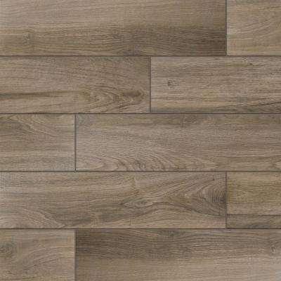 Wood tiles flooring sierra wood 6 in. x 24 in. porcelain floor and wall tile (14.55 KGRIITW