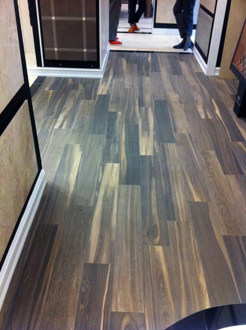 wooden floor tiles real wood floor vs. ceramic wood-look tiles? BXVNBAU