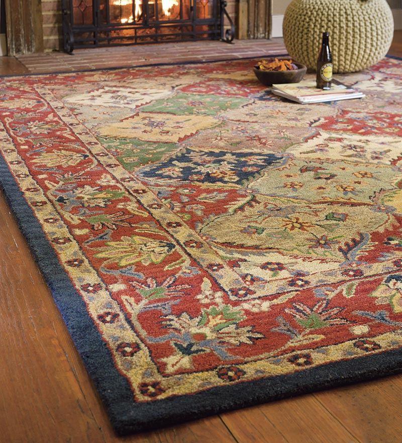 wool area rugs - 2 ALKMISG