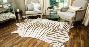 zebra print rugs how to - diy faux zebra rug | home u0026 family | hallmark BPEMUNM
