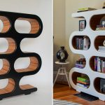 Choosing the cool bookshelves