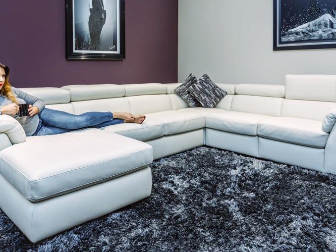 Furnishing your living room: designer sofas