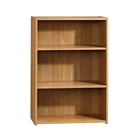 Amazon.com: Sauder 413322 Beginnings 3-Shelf Bookcase, 24.56