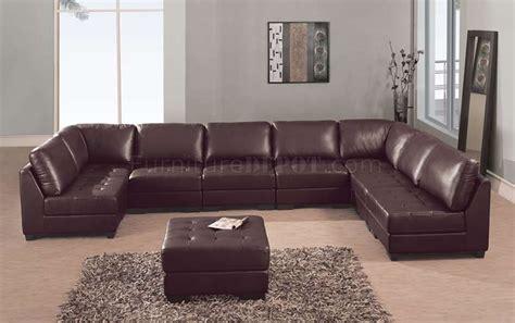 Stressless Eldorado Sectional Sectionals, Sectional Sofa For 8