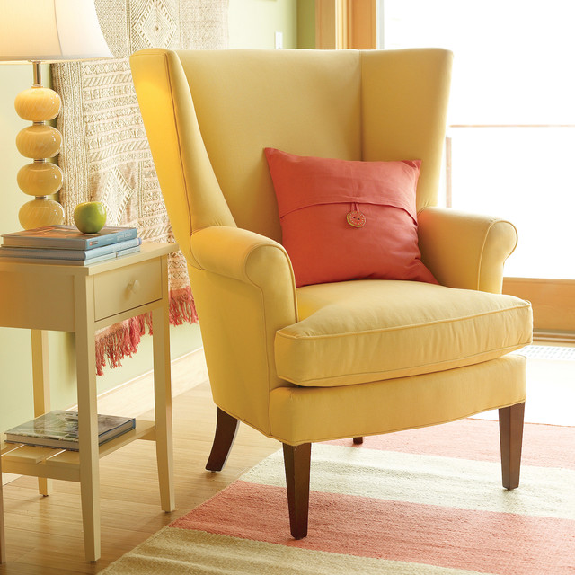 Chairs: glamorous yellow living room chairs Yellow Bedroom Chair