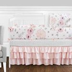 You Can Make Your Baby Girl Crib Bedding  Appealing and Elegant
