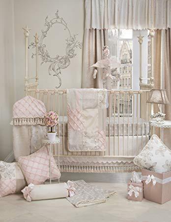 Amazon.com : Crib Bedding Set Florence by Glenna Jean | Baby Girl