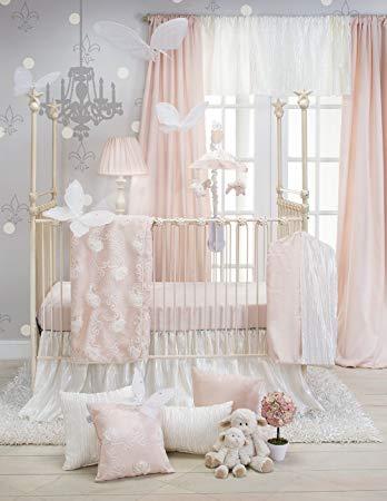 Amazon.com : Crib Bedding Set Lil Princess by Glenna Jean | Baby