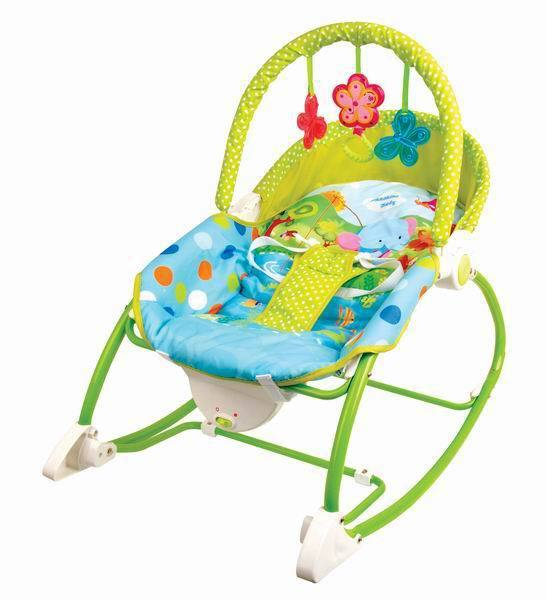 Electric Baby Bouncer Swing Baby Rocking Chair Toddler Rocker-in