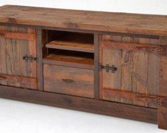 Barnwood furniture | Etsy
