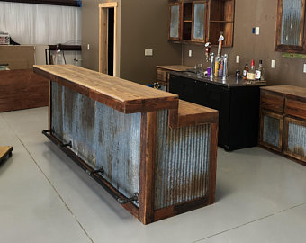 Basement bar | Etsy