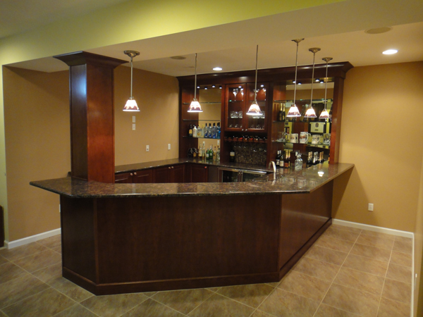 Basement Gallery | Plymouth Michigan Remodeling | Bathrooms