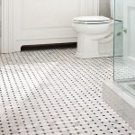 How to choose bathroom floor tile?